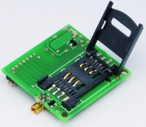 Small Breakout for SIM900 GSM Module - SIM