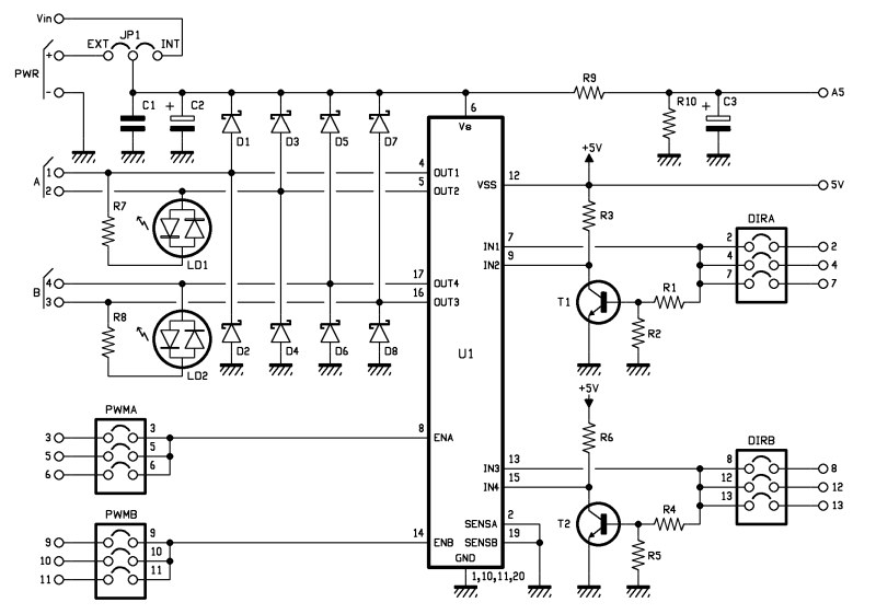 Latching Relay also Inverter 100w 12v Dc To 220v Ac together with Index further Power Pulse Using By Lm350 And Ne555 additionally Stepper Motors. on 12v dc motor wiring diagram