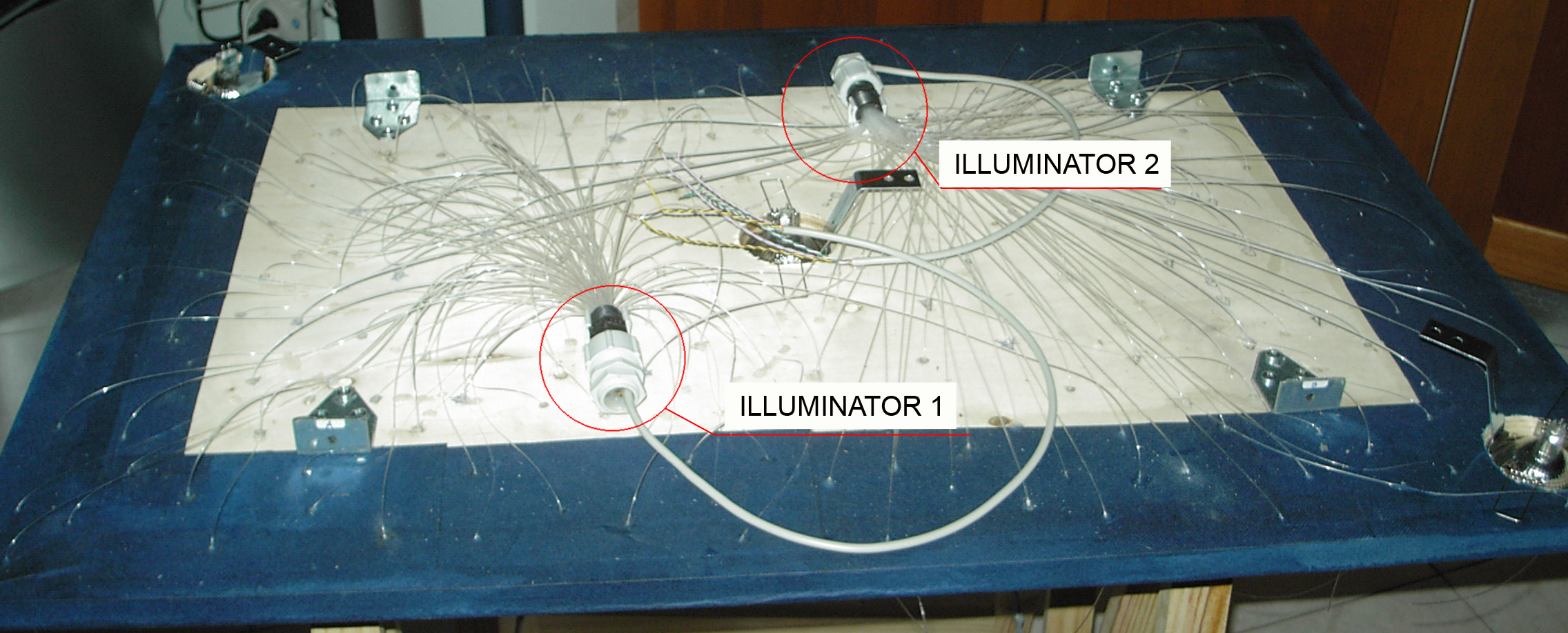 Remote controlled fiber optic ceiling light with arduino open each aloadofball Images