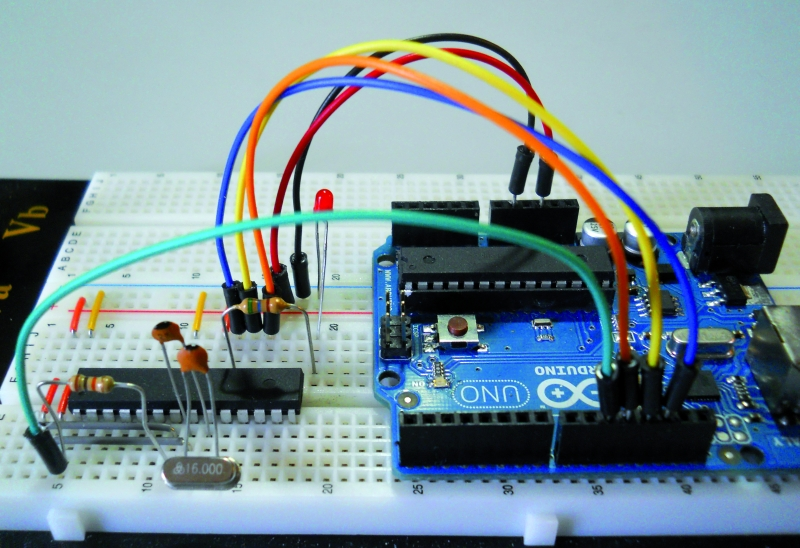 Arduino Isp In System Programming And Stand Alone