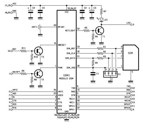 Gsmgprs Gps Modem With Sim900sim908 Module Open Electronics