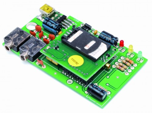 Gsm gprs gps modem with sim module open