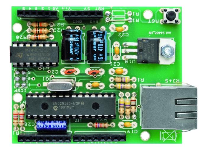 Enc J Ethernet Shield