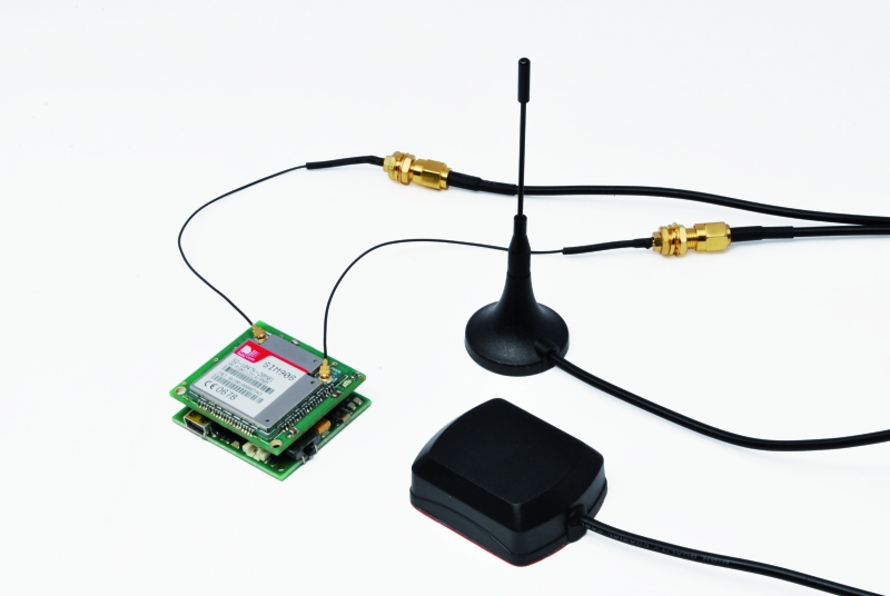 Gsm Gps Localizer With Sim908 Module Open Electronics