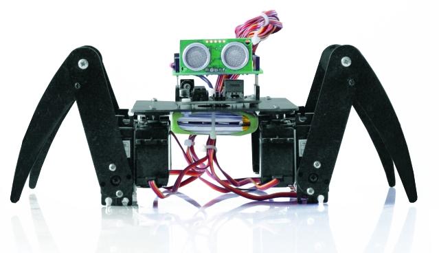 Робот паук ардуино своими руками