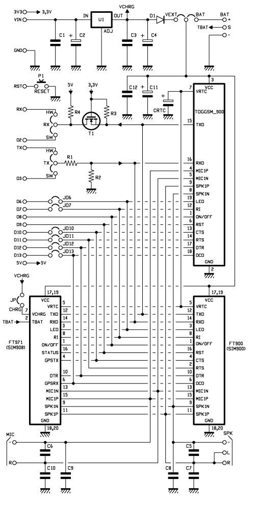 Sensor wiring diagram likewise block diagram of an i o module wire block diagram of an i o module wire rh hannalupi co arduino gsm gprs and gps shield open electronics rh open electronics org ccuart Choice Image