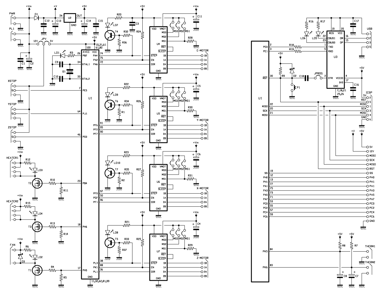 Principle Of Wire Cut Edm together with Cnc Limit Switch Wiring Diagram furthermore Nema Frame Size besides 44802 Problems Stepper Driver L297 L6203 together with Fanuc Cable Wiring Diagrams. on cnc servo diagram