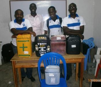 jerry clan CI leader workshop bouaké