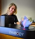 Dimbody 3d scanner