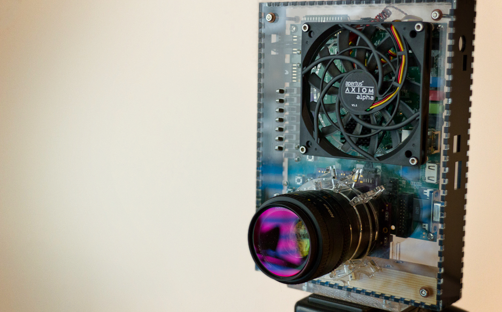 My Car Store >> Axiom Camera Second Prototype: one step forward to Open ...
