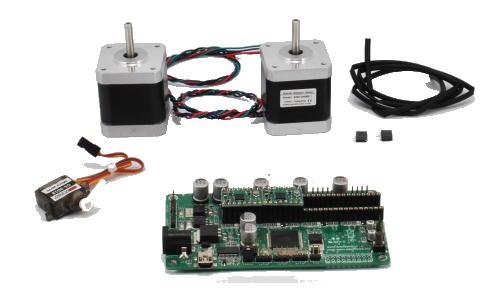 spherebot_BOM_Electronics