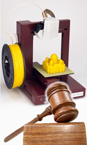 Afinia-patent