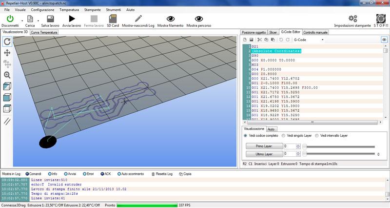 3d printer g code pdf