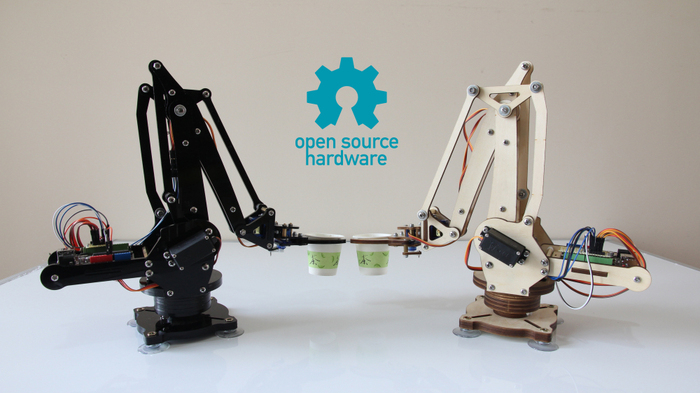 Welcome uarm a miniature open source industrial robot