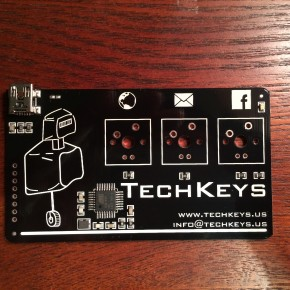 TechKeys Board