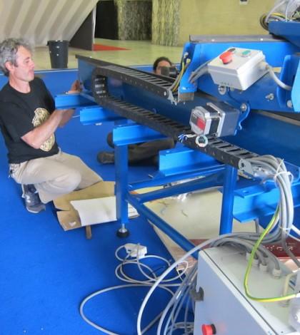 Sergio Subrizi builds his MechMate