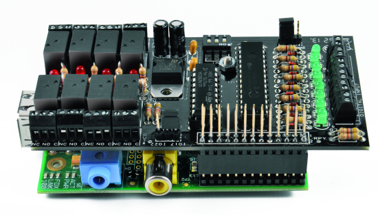 A Great Io Expansion Shield For Raspberrypi Based On I2con Arduino I O Expansion