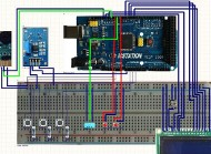 how to build an arduino alarm system