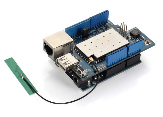 Add linux wifi ethernet and usb to arduino open