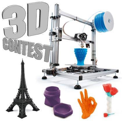 3D Contest