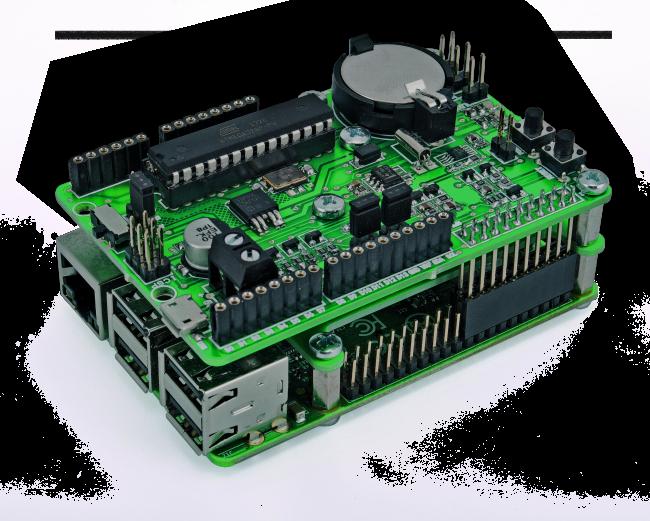 Randa merging raspberry pi and arduino open electronics