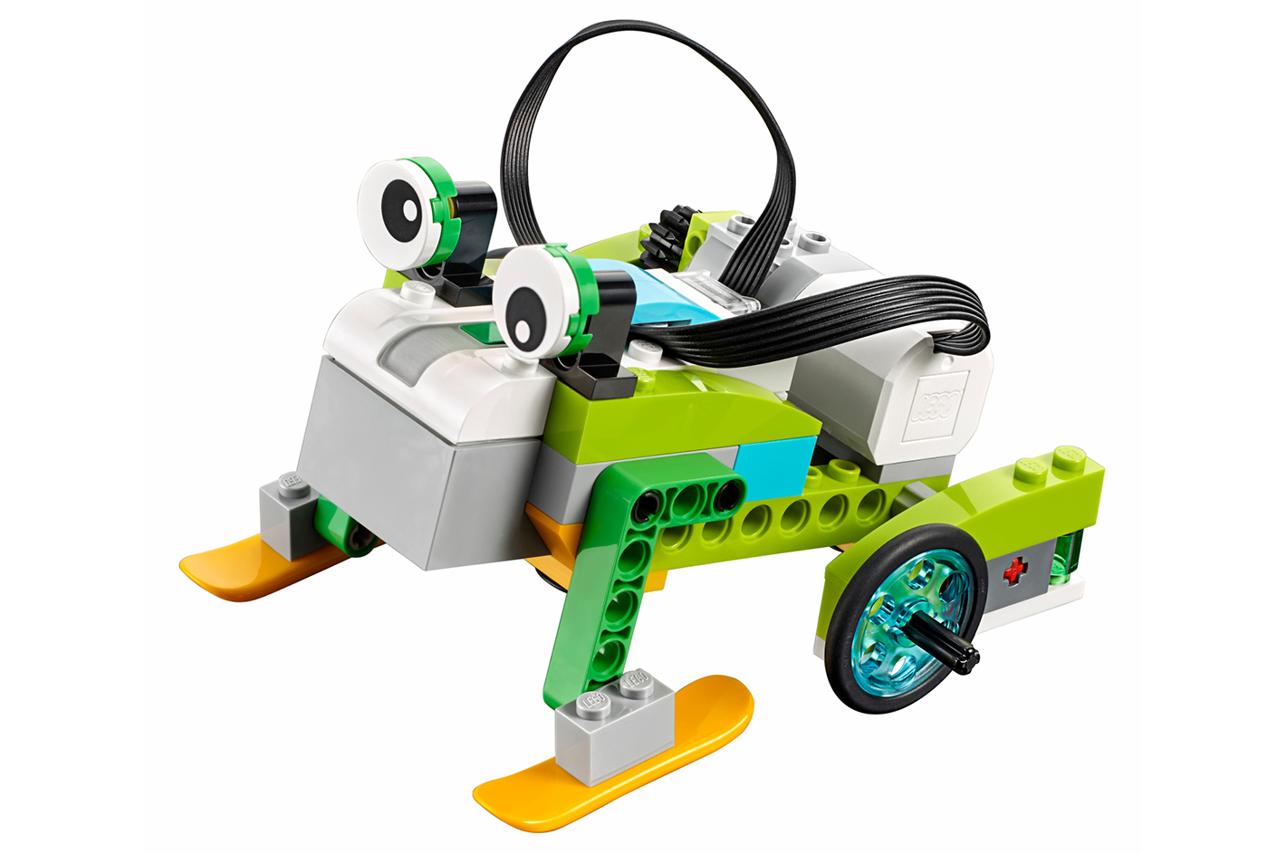 Lego S Wedo 2 0 Gives Kids A Crash Course In Robotics Open Electronics