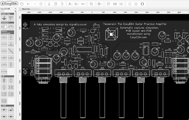EasyEDA – Online PCB design & circuit simulator for all platforms ...