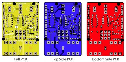 Arduino uno guitar pedal open electronics