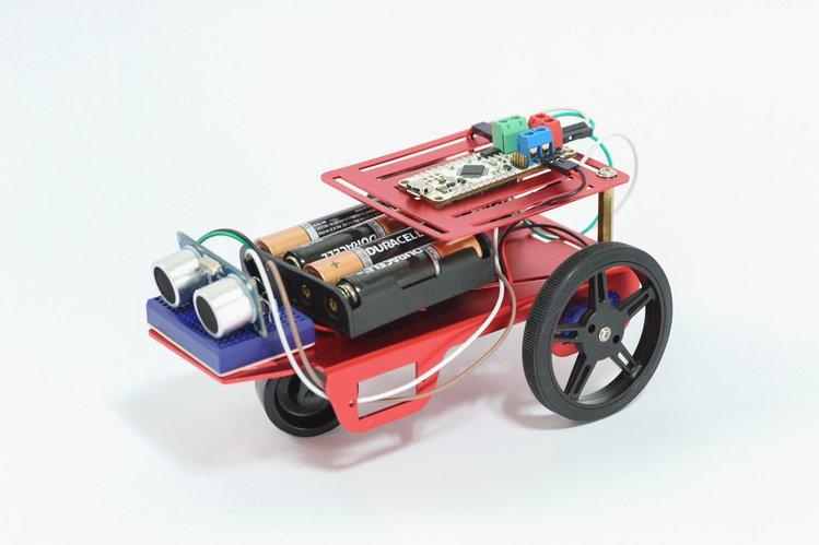 Zerodriver the arduino zero compatible dual motor driver