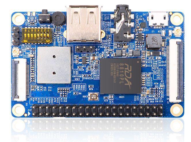 Build A Car >> New $10 Orange Pi 2G-IoT - Open Electronics