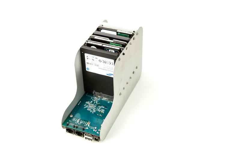 Gnubee Personal Cloud 1 Low Cost And Low Power Network
