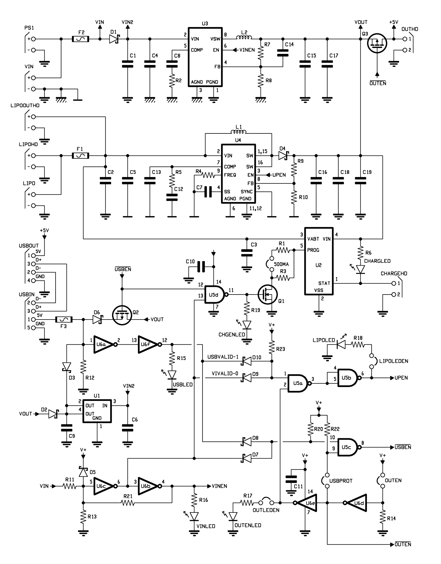 The Torpedo 2 A Cheap And Super Powerful 3a Dc Converter With Simple Inverter Circuit Diagram