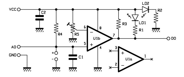an open source rain and humidity sensor couple