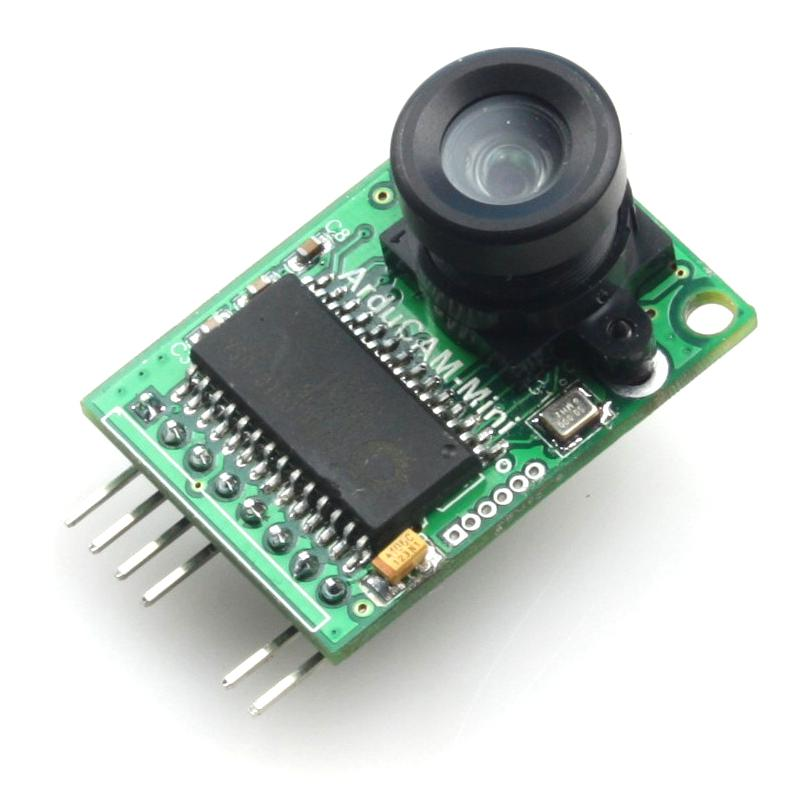 A guide to arduino based video camera open electronics