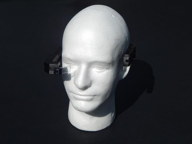 Diy 60 Google Glass Like Headset Open Electronics