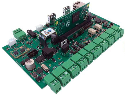 cm3 home home automation carrier board for raspberry pi cm3 open