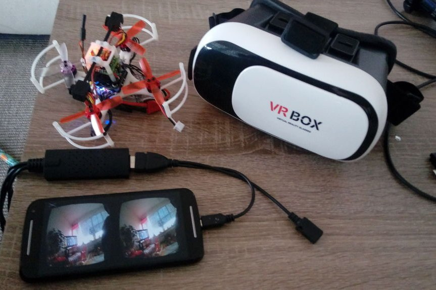 DIY a Lowcost 3D Drone That Streams Video | Open Electronics