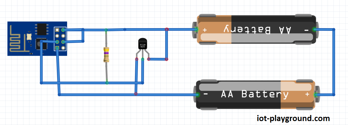 Make your own temperature sensor and email alarm open